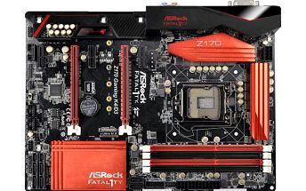 ASRock Fatal1ty Z170 Gaming K4/D3 - Intel Z170