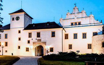 Komentovaná prohlídka zámku a muzea Blansko