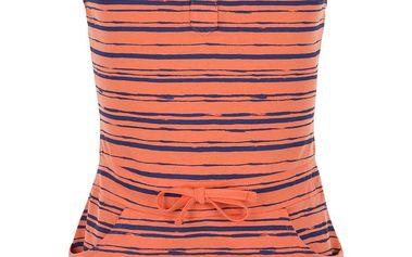 LOAP Dívčí top IMA - oranžový