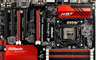 ASRock Fatal1ty H97 Performance - Intel H97