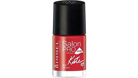 Rimmel London Salon Pro Kate 12ml Lak na nehty W - Odstín 241 Green Dragon