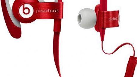 Beats Powerbeats 2, červená (MH782ZM/A)