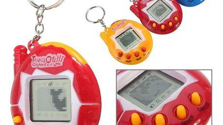 Oblíbená retro hračka pro děti - Tamagotchi