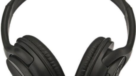 Connect IT Stereo Bluetooth sluchátka, černá - CI-255
