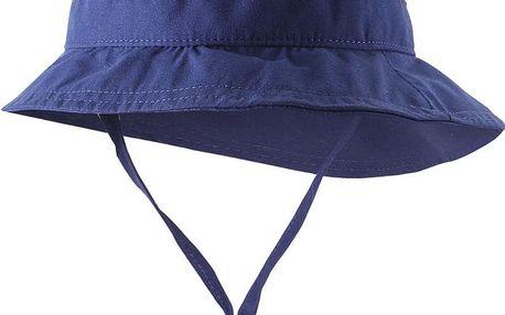 Reima Dětský klobouček s UV ochranou 50+ Tropical navy