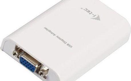 i-Tec USB/VGA Display adaptér Advance Full HD 1080p - USB2VGA