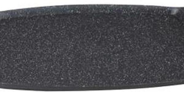 BerlingenHaus BH 1071 Grilovací plát Granit Diamond Line 47 cm