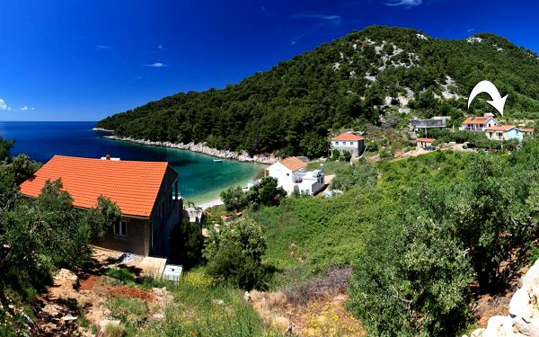 Chorvatsko - Robinzonáda Sendra - Ostrov Hvar / bez stravy, vlastní doprava, 3 osoby