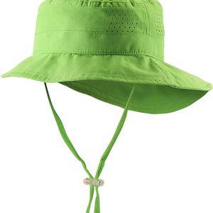 Reima Dětský klobouček s UV ochranou 50+ Tropical grass green