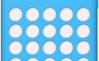 Apple Case pro iPhone 5C, modrá - MF035ZM/A