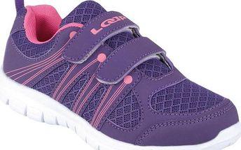 LOAP Dívčí sportovní boty Nera - fialové