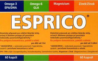 ESPRICO 60 kapslí