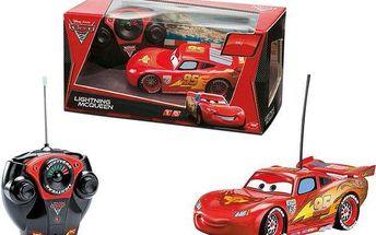 RC Cars Blesk McQueen 1:24 (17cm), 2kan, 2 frekvence