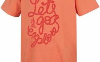 Hannah Dětské tričko Tweety JR - melounové