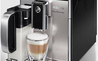 Espresso Saeco PicoBaristo HD8927/09 nerez