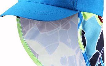 Reima Chlapecká kšiltovka s UV ochranou 50+ Alytos ocean blue