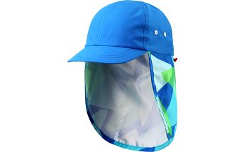 Reima Dětská kšiltovka s UV ochranou 50+ Alytos mid blue