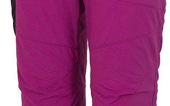 Hannah Dívčí rychleschnoucí kalhoty Hopeek JR - fialové