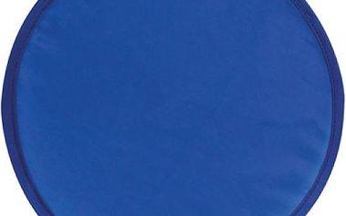 Skládající létající talíř pro psy - modrý - dodání do 2 dnů