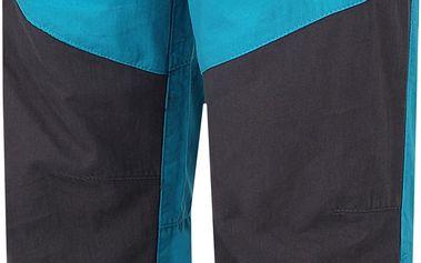 Hannah Dětské plátěné kalhoty Twin JR - světle modré