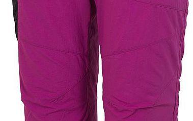 Hannah Dívčí rychleschnoucí kalhoty Hopeek - fialové, 140 cm