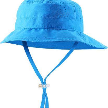 Reima Dětský klobouček s UV ochranou 50+ Tropical ocean blue