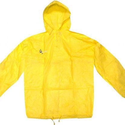 Pláštěnka Loap KANGAROO žlutá