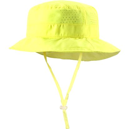 Reima Dětský klobouček s UV ochranou 50+ Tropical hello yellow