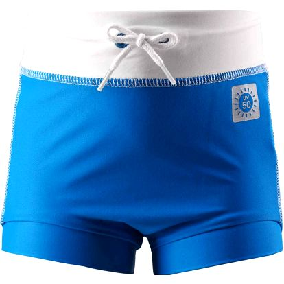 Reima Dětské plavecké šortky Belice s UV 50+ ocean blue