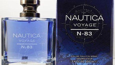 Nautica Nautica Voyage N-83 - toaletní voda s rozprašovačem 30 ml