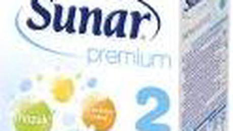 SUNAR premium 2 nový obal 600 g