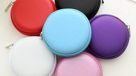 Pouzdro na sluchátka - náhodná barva - poštovné zdarma