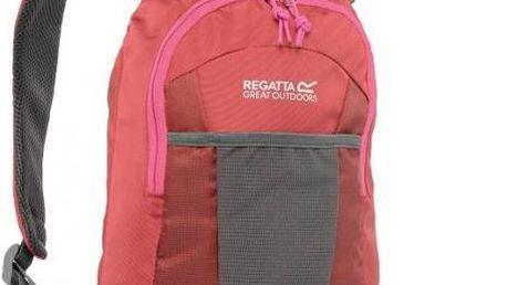 Univerzální batoh Regatta EU115 BEDABASE 15L DyPk červený uni