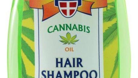 PALACIO Konopný vlasový šampon, 500ml