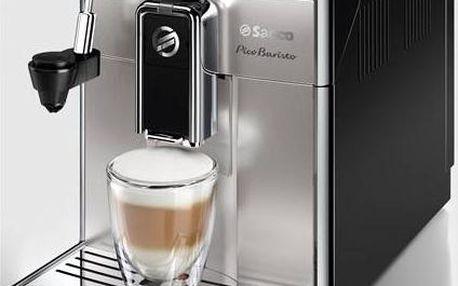 Espresso Saeco PicoBaristo HD8924/09 nerez