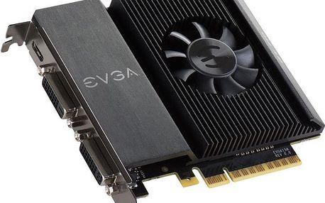 EVGA GT 710 active, 2GB - 02G-P3-2717-KR