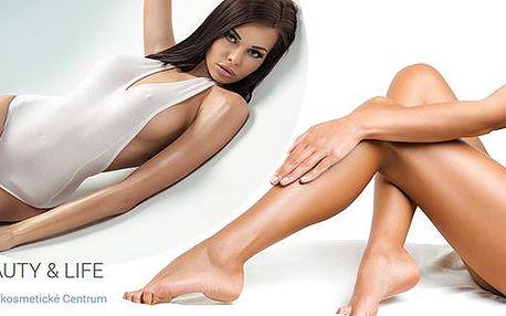 Depilace cukrovou pastou: celé ruce nebo nohy včetně prstů - salon Beauty & Life na Vinohradech!