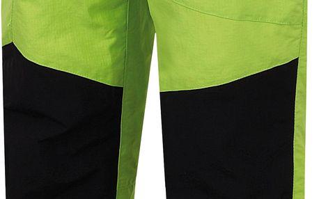 Hannah Dětské rychleschnoucí kalhoty Hopeek - zelené, 152 cm