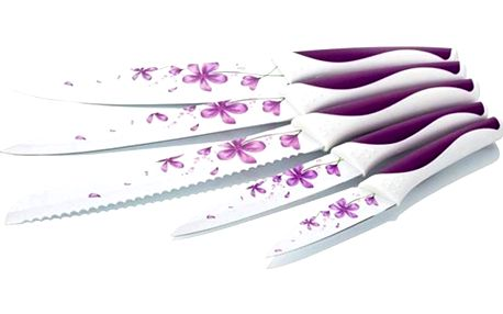 Banquet Variato Fiore 5dílná sada nožů