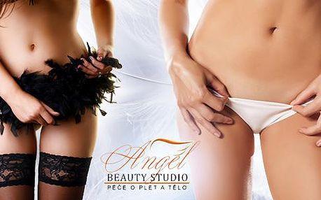 Brazilská depilace cukrovou pastou s možností depilace podpaží pro ženy i muže na Praze 1