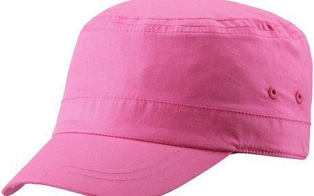 Reima Dívčí kšiltovka s UV ochrannou 50+ Moana supreme pink