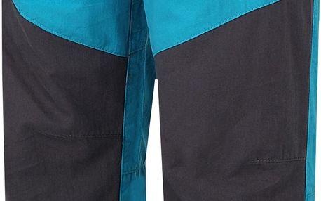 Hannah Dětské plátěné kalhoty Twin - světle modré, 116 cm