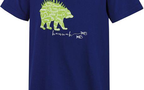 Hannah Chlapecké tričko Duckie JR - tmavě modré