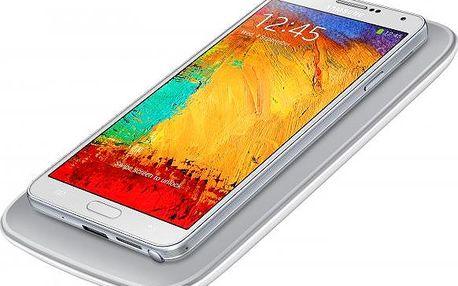 Samsung sada pro bezdrátové nabíjení Galaxy Note 3, bílá