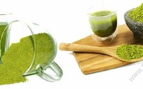 Zázračný čaj Matcha - je nepřekonatelným přírodním léčivem pro tělo i mysl. Přírodní zdroj antioxidantů, které podporují činnost mysli a zklidňují nervy.