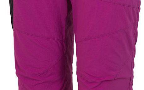 Hannah Dívčí rychleschnoucí kalhoty Hopeek - fialové, 152 cm
