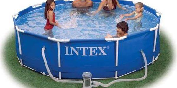 Bazén Intex Frame Set Rondo 4,57 x 1,22 m, kartušová filtrace