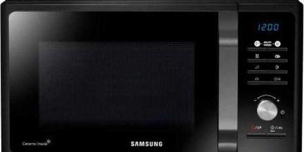 Samsung MG23F301TAK + 10 let záruka na vnitřní povrch