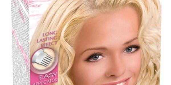 Barva na vlasy, LADY Style, 50ml, Barva na vlasy 8 perlově popelavá blond