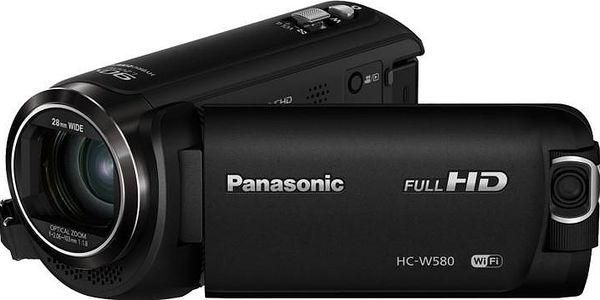 Panasonic HC-W580EP-K, černá